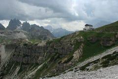 доломиты итальянские Стоковое Фото