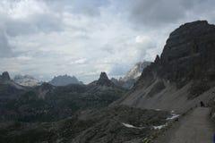 доломиты итальянские Стоковая Фотография RF