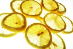 дольки лимона Стоковая Фотография RF