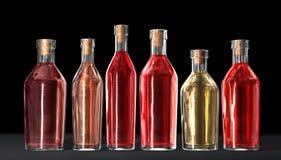 домашнее вино Стоковые Фото