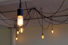 Домашнее освещение украшения Стоковое Изображение RF