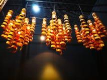 Домашнее украшение и handmade естественная концепция украшений Handma стоковые изображения rf