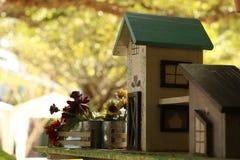 Домашнее украшение древесин Стоковая Фотография RF