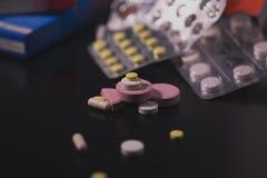 Домашнее pirymid медицины Стоковое Фото