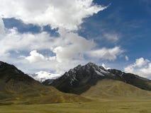 домашние горы Перу Стоковое Изображение RF