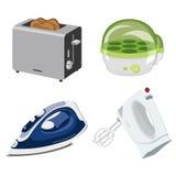 Домашние продукты Стоковое Фото