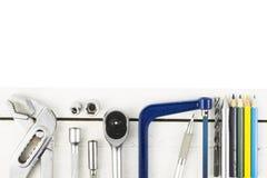 Домашние ремонт, конструкция и реновация стоковое изображение rf