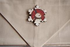 Домашние ткани Стоковое фото RF