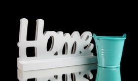 Домашний знак Стоковые Изображения RF