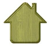 Домашний значок, бирка иллюстрация штока
