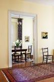 Домашний интерьер стоковое фото rf