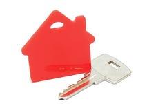 Домашний ключ Стоковое Изображение RF