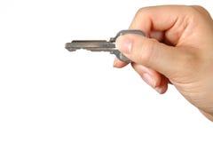 Домашний ключ Стоковые Изображения RF
