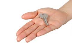 Домашний ключ Стоковые Фото