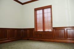 домашний офис вертепа пустой Стоковые Фотографии RF