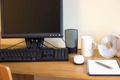 домашний офис Стоковые Изображения