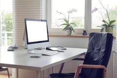 Домашний офис Стоковые Фото