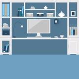 Домашний офис 1 Стоковые Изображения