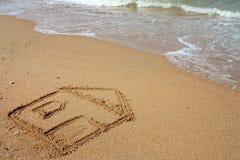 домашний песок Стоковые Фото