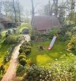 Домашний сладкий дом стоковые изображения rf