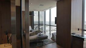 Домашний современный дизайн интерьера стоковые фотографии rf