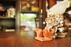 Домашний стол Стоковая Фотография RF