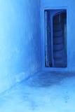 Домашний тип Moroccan â входа Стоковое Изображение