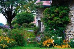 домашний landscaping Стоковые Фотографии RF