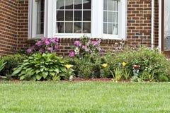 домашний landscaping Стоковые Изображения
