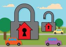Домашняя безопасность 2 Бесплатная Иллюстрация