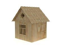 домашняя древесина Стоковые Изображения RF