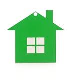 Домашняя икона стоковые фотографии rf