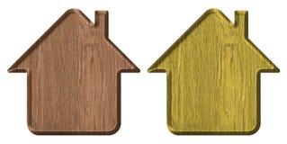 домашняя икона стоковое фото rf