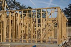 Домашняя конструкция Стоковое Изображение RF