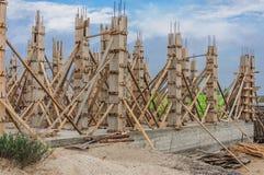 Домашняя конструкция Стоковое Фото