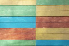 Домашняя краска стены много из цветов стоковое фото rf