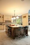Домашняя кухня Стоковые Фотографии RF
