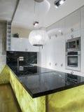 Домашняя кухня Стоковое Фото