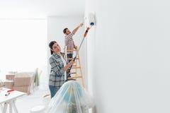 Домашняя модернизация стоковое фото rf