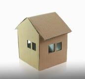 Домашняя модель Стоковые Изображения
