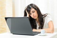 домашняя работа очень слишком Стоковое Изображение RF
