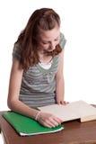домашняя работа Стоковое Изображение RF