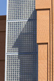 Домашняя форменная тень Стоковое Изображение
