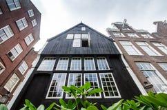 Дома Амстердама стоковая фотография