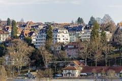 Дома в Bern Стоковая Фотография RF