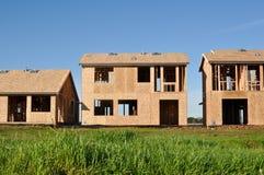 дома конструкции вниз Стоковые Изображения RF