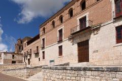 Дома договора в Tordesillas, стоковая фотография rf