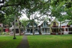 Дома пряника Стоковые Изображения