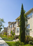 дома california Стоковая Фотография