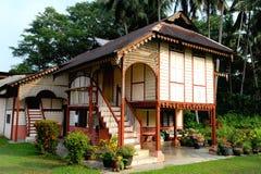 Дома Malay стоковая фотография rf